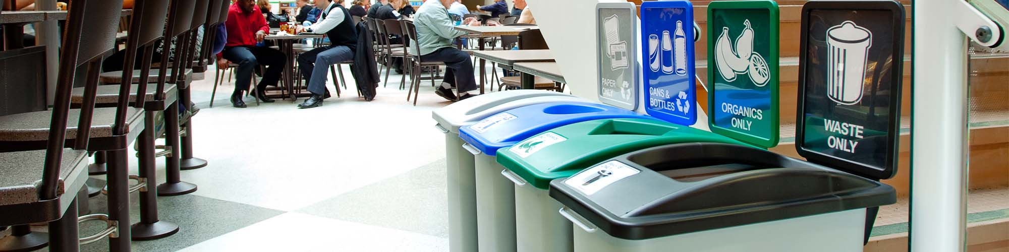 The Waste Watcher Recycling & Waste Bins – Taking the Market by Storm