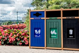 Creating Uniform Standards for Trash and Recycling Bins