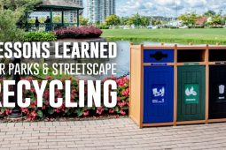 Webinar Recap: Lessons Learned from Parks and Streetscape Recycling