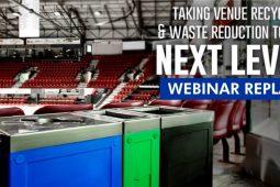 网络研讨会RECAP:将场地回收和废物减少到下一级