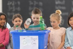 Recycling & Waste Reduction Education Ideas to Inspire K-12 School Students
