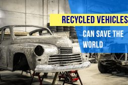 Guest Post: Recycled Vehicles Can Save the World