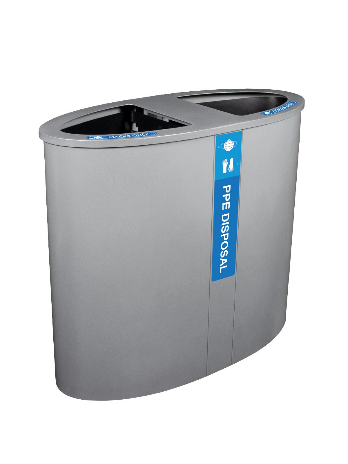 Pacific PPE Collection Bin